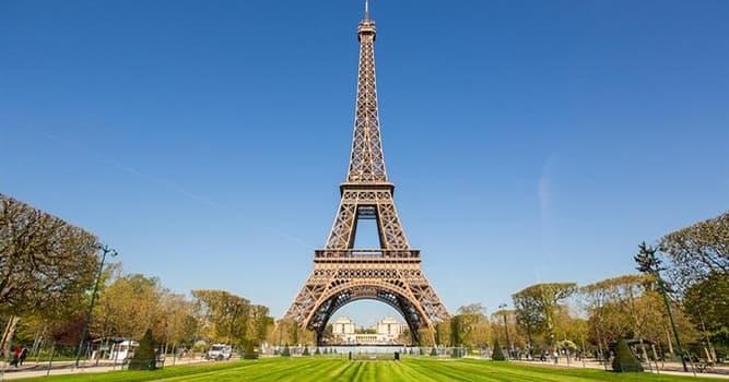 """Cultura Pregunta Trivia: ¿Cada cuánto tiempo se pinta la """"Torre Eiffel""""?"""
