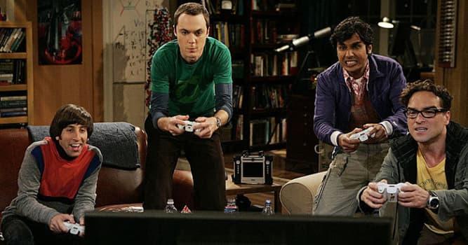 Películas y TV Pregunta Trivia: ¿Cómo se llama la banda que compuso la canción de The Big Bang Theory?