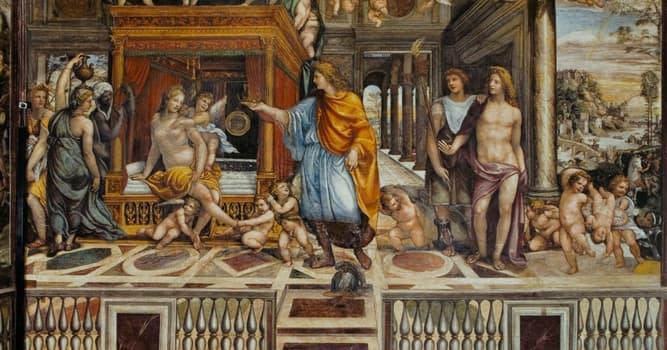Cultura Pregunta Trivia: ¿Cómo se llama la pintura mostrada en la imagen?