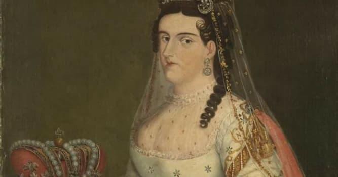 Historia Pregunta Trivia: ¿Cómo se llamó la primera emperatriz de México?