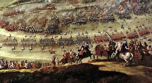 Historia Pregunta Trivia: ¿Con qué nombre se conoce el conflicto que desencadenó una guerra civil en España entre 1700 y 1714?
