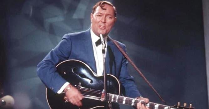 Cultura Pregunta Trivia: ¿Con qué nuevo ritmo revolucionó al mundo el guitarrista Bill Haley en 1954?
