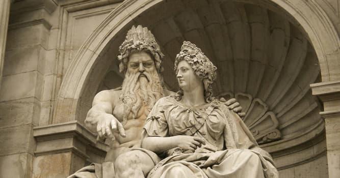 Cultura Pregunta Trivia: ¿Cuál de las siguientes es una antigua diosa griega?
