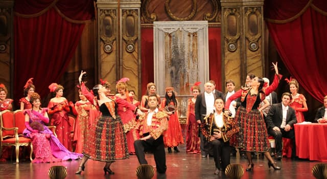 Cultura Pregunta Trivia: ¿Cuál de las siguientes óperas es la más representada del mundo según el portal Operabase?