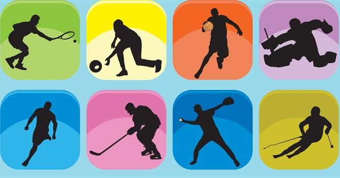 Deporte Pregunta Trivia: ¿Cuál de los siguientes deportes se originó en el siglo XX?