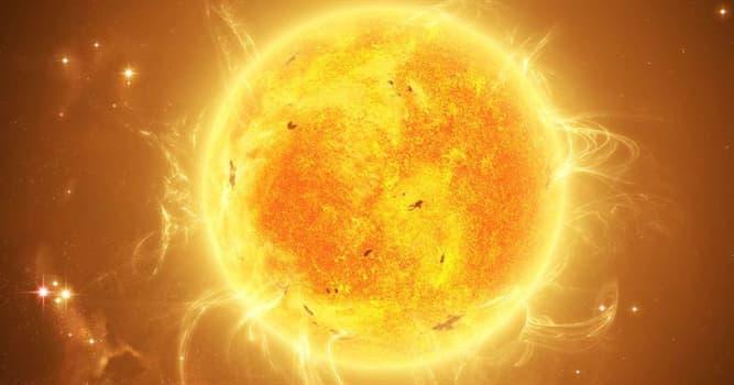 Сiencia Pregunta Trivia: ¿Cuál es el nombre de la capa exterior de una estrella a partir de la cual se irradia luz?