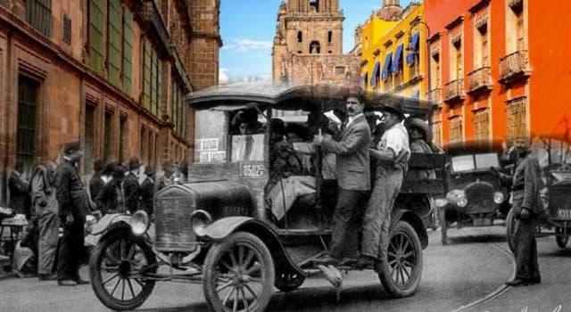 """Sociedad Pregunta Trivia: ¿Cuál es el origen de que a los autos antiguos en México se les llame popularmente """"fotingos""""?"""