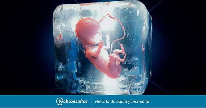 Сiencia Pregunta Trivia: ¿Cuál es el récord de un embrión congelado hasta lograr su alumbramiento?