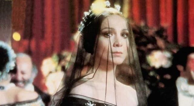Cultura Pregunta Trivia: ¿Cuál es la nacionalidad de la soprano Teresa Stratas?