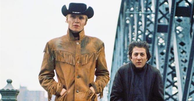 Películas y TV Pregunta Trivia: ¿Cuál fue el tema musical de la película Midnight Cowboy (Vaquero de medianoche)?