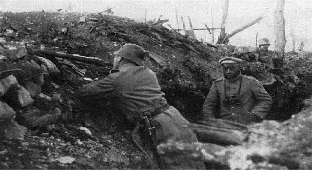 Historia Pregunta Trivia: ¿Cuál fue la primera batalla de la Primera Guerra Mundial?