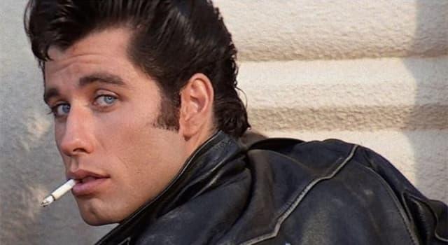 Películas y TV Pregunta Trivia: ¿Cuál fue la primera película de John Travolta?