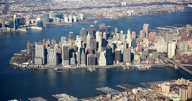 Historia Pregunta Trivia: ¿Cuánto pagaron los holandeses a los nativos por la Isla de Manhattan?