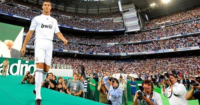 Deporte Pregunta Trivia: ¿Cuántos goles ha marcado Cristiano Ronaldo como jugador del Real Madrid desde junio de 2009 a julio de 2018?