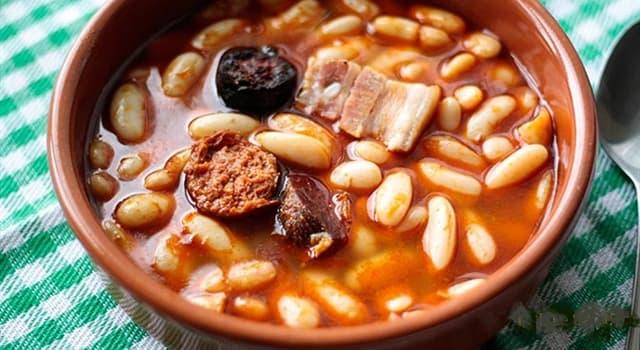 Cultura Pregunta Trivia: ¿De qué comunidad autónoma de España es tradicional el plato llamado Fabada?