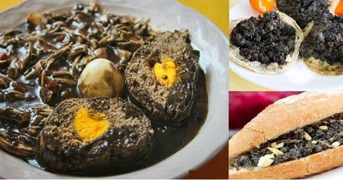 """Cultura Pregunta Trivia: ¿De qué estado de México es típico el plato llamado """"Relleno negro""""?"""