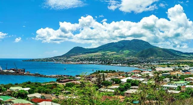 Geografía Pregunta Trivia: ¿De qué país es capital la ciudad de Basseterre?