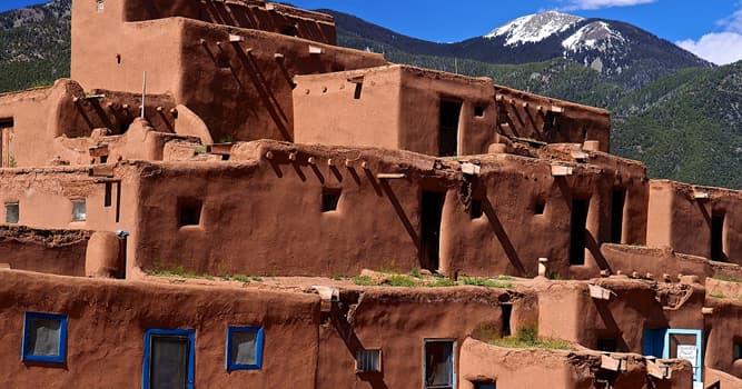 Geografía Pregunta Trivia: ¿Dónde está ubicado el pueblo de Taos?