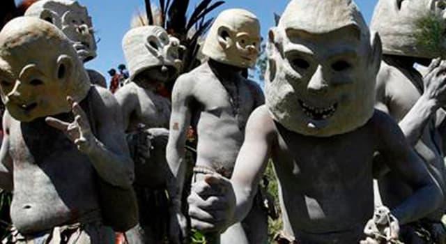Cultura Pregunta Trivia: ¿Dónde habita la tribu de los Asaro?