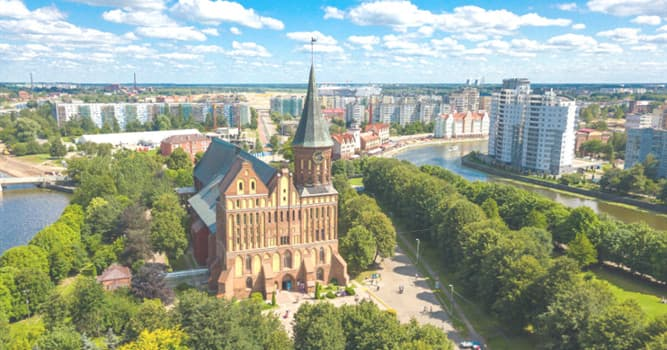 Historia Pregunta Trivia: ¿En qué año fue anexado a la antigua URSS el territorio de Kaliningrado?