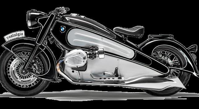 Sociedad Pregunta Trivia: ¿En qué año se recuperó el prototipo de la BMW R7 de 1934?
