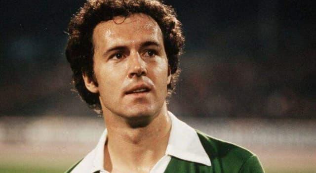 Deporte Pregunta Trivia: ¿En qué ciudad alemana nació el ex-futbolista Franz Beckenbauer?