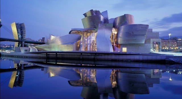 Geografía Pregunta Trivia: ¿En qué ciudad española se encuentra el Museo Guggenheim?