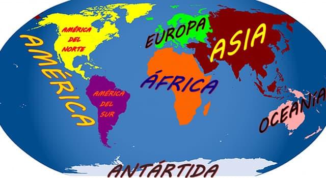 Cultura Pregunta Trivia: ¿En qué continente está Myanmar?