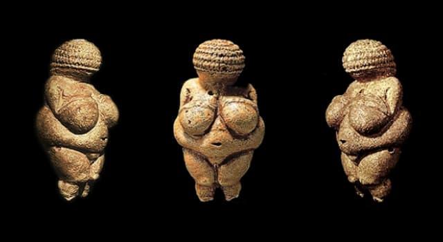 """Historia Pregunta Trivia: ¿En qué fecha está datada """"La Venus de Willendorf""""?"""