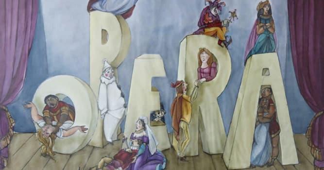 """Cultura Pregunta Trivia: ¿En qué fecha se estrenó la ópera """"Otelo"""" de Rossini?"""