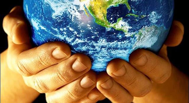 """Cultura Pregunta Trivia: ¿En qué mes se celebra el """"Día Internacional de la Madre Tierra""""?"""