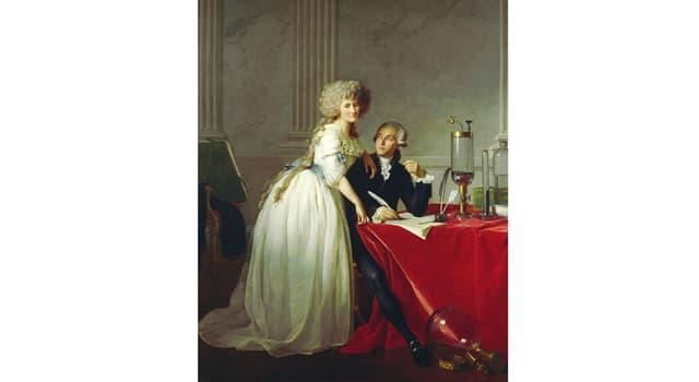 """Cultura Pregunta Trivia: ¿En qué museo se encuentra el """"retrato de Antoine Lavoisier y su esposa""""?"""