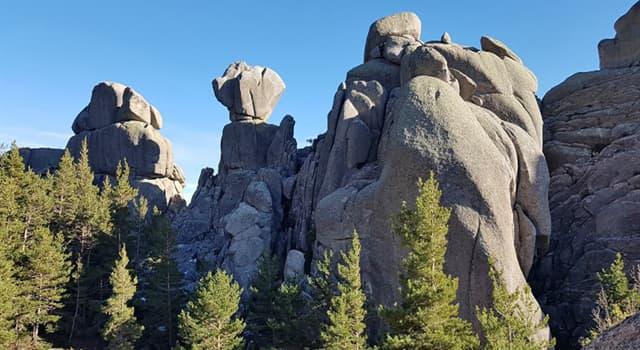 Geografía Pregunta Trivia: ¿En qué país se encuentra el batolito granítico la Pedriza?