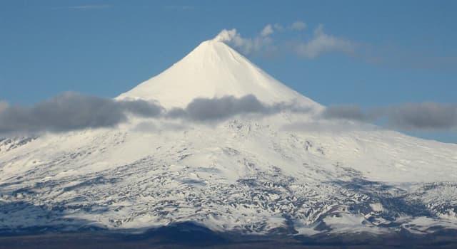Geografía Pregunta Trivia: ¿En qué país se encuentra el monte Shishaldin?