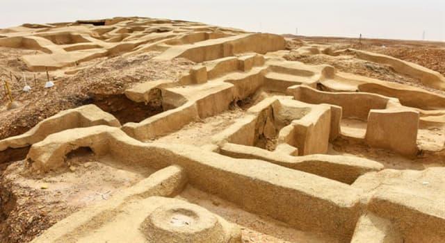 Geografía Pregunta Trivia: ¿En qué país se encuentra Shahr-e Sukhteh?