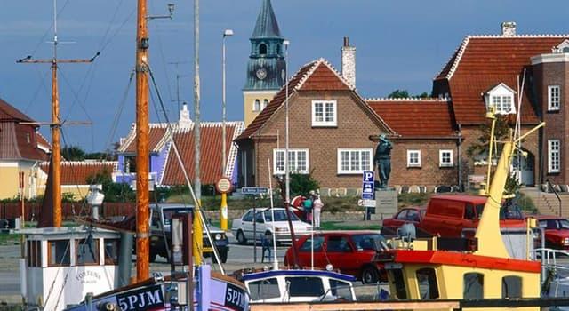 Geografía Pregunta Trivia: ¿En qué sector de Europa está ubicada la península de Jutlandia?