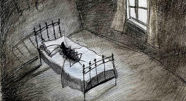 Cultura Pregunta Trivia: ¿En qué novela el personaje principal se levanta una mañana y ve su cuerpo transformado en insecto?