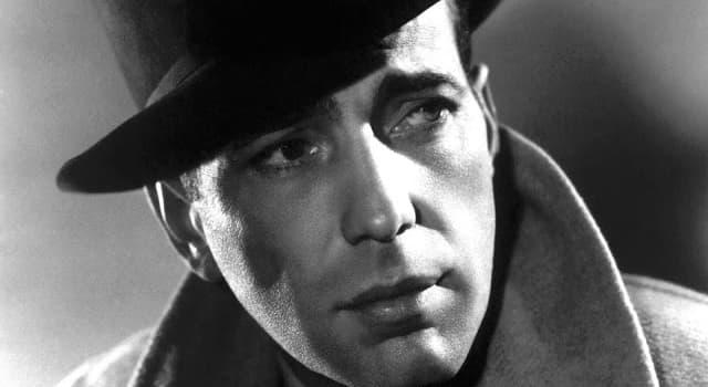 Películas y TV Pregunta Trivia: ¿Por qué película consiguió Humphrey Bogart el único Óscar de su carrera?