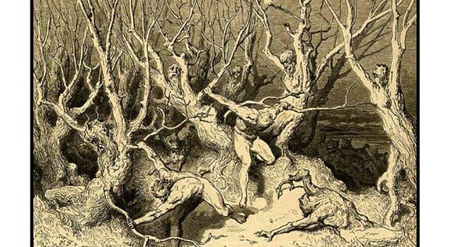"""Cultura Pregunta Trivia: ¿Por qué tres animales es asediado """"Dante"""" en el """"Infierno de La Divina comedia""""?"""