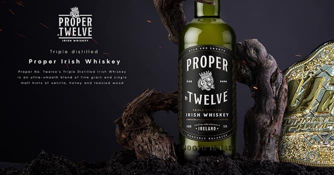 Deporte Pregunta Trivia: ¿Qué famoso luchador de artes marciales mixtas lanzó su propia marca de whisky?