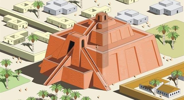 Historia Pregunta Trivia: ¿Qué función tenían los zigurat de la antigua Mesopotamia?