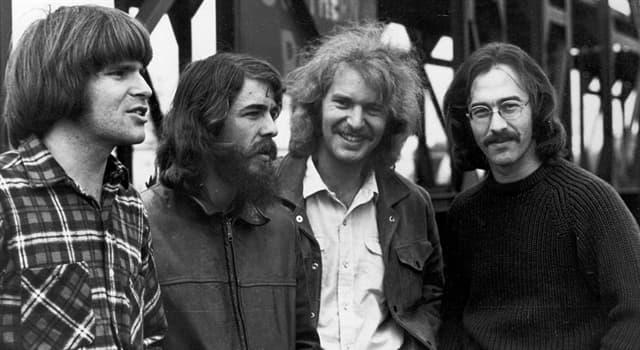 """Cultura Pregunta Trivia: ¿Qué grupo musical es el autor del disco """"Cosmo's Factory"""" publicado en 1970?"""