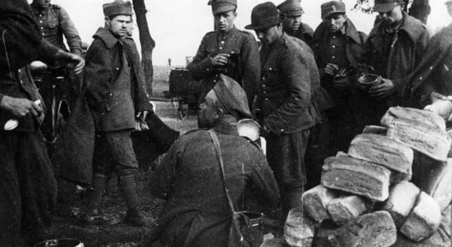 Cultura Pregunta Trivia: ¿Qué país sufrió un mayor número de bajas militares y civiles en la Segunda Guerra Mundial?
