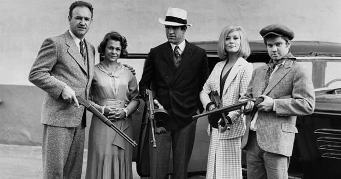 Películas y TV Pregunta Trivia: ¿Qué película cuenta la historia de la famosa pareja de delincuentes que formaron Parker y Barrow?