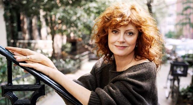 Películas y TV Pregunta Trivia: ¿Qué película le mereció el Premio Oscar a Susan Sarandon en 1995?