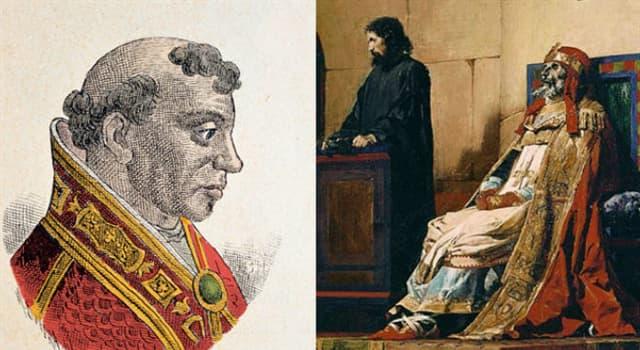 """Cultura Pregunta Trivia: ¿Qué se conoce como """"Concilio Cadavérico""""?"""