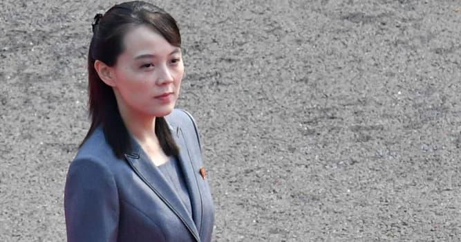 Cultura Pregunta Trivia: ¿Quién es Kim Yo-jong?