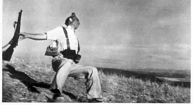 Historia Pregunta Trivia: ¿Quién fue considerada la primera fotoperiodista que cubrió un frente de guerra?
