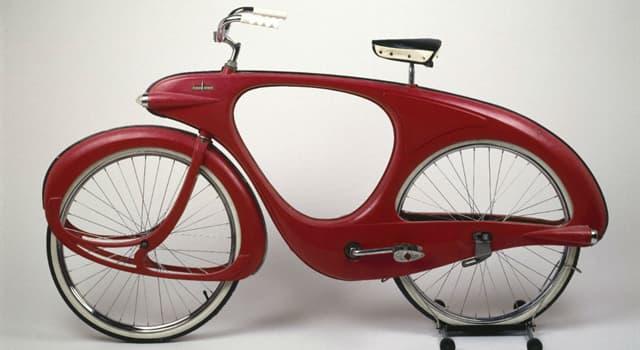 Сiencia Pregunta Trivia: ¿Quién fue el diseñador de la bicicleta llamada Spacelander en 1946 pero que salió a la venta en el año 1960?