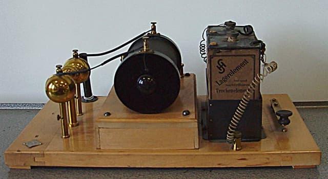 Сiencia Pregunta Trivia: ¿Quién inventó la telegrafía sin hilos?